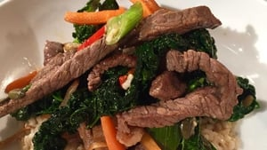 Paul Flynn's Sticky Beef Stir Fry: Today