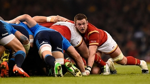 Dan Lydiate is back in the Welsh fold