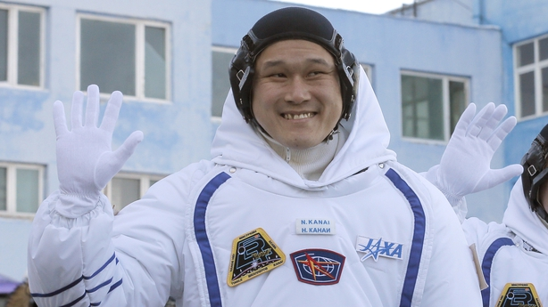 Japanese astronaut apologizes for 'fake news' of height growth in space