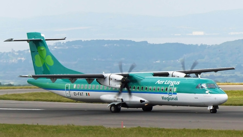 Stobart Air operates regional flights for a number of airlines, including Aer Lingus