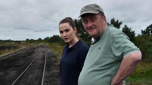 Our Unfenced Country, produced by SwanSong Films, winner of the Galway Film Centre & RTÉ Short Film Commission in 2013