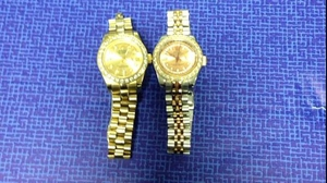 Two Rolex watches seized by CAB