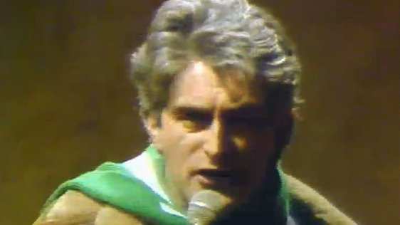 Dermot Morgan Musical Rugby Opinion