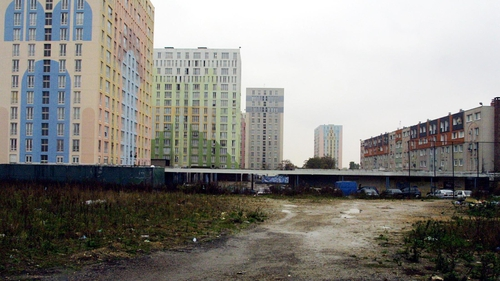 """These apartment blocks were most often built in peripheral locations which lacked social facilitates and connections to other parts of the city"". Photo: Bernard Bisson/Getty Images"