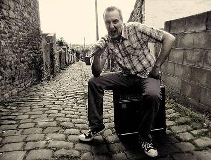First Fortnight Festival - Tony Walsh, performance poet