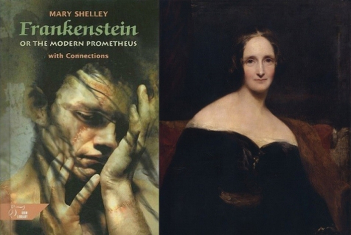 "200th anniversary of ""Frankenstein"" by Mary Shelley"