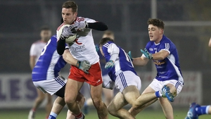 Tyrone ran out emphatic winners against Cavan in the Dr McKenna Cup