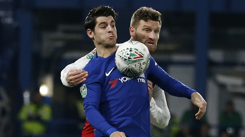 Alvaro Morata scored just three times in 23 games in the second half of the season and missed out on Spain's World Cup squad as a result.