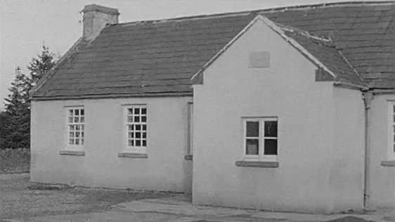Feenagh National School, County Limerick (1968)
