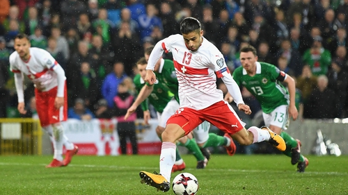 Ricardo Rodriguez was one of the stars of qualifying
