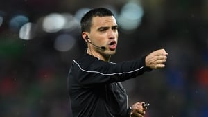 Ovidiu Hategan will now not be among the referees at this summer's World Cup