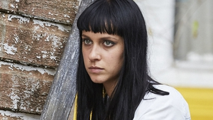 Jessica Falkholt as Hope Morrison in Home and Away