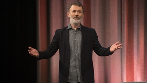 "Tommy Tiernan - ""I could've been a professional pool player if I'd got more support from my father! I really could have!"""