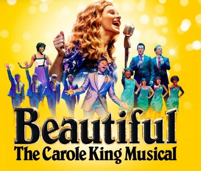 """Review:   """"Beautiful: The Carole King Musical"""" at the Bord Gáis Energy Theatre"""
