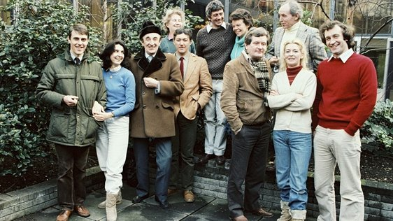 'Harbour Hotel' cast in 1983
