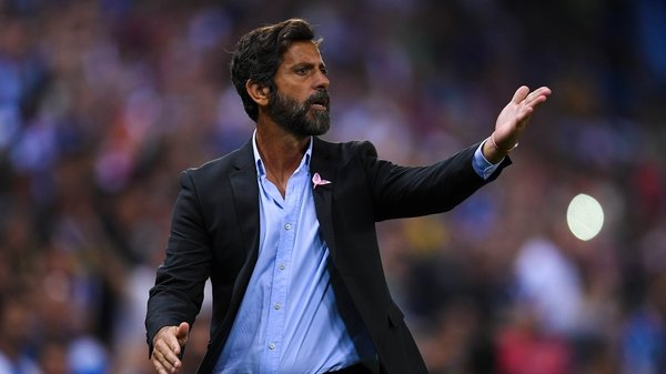 Quique Sánchez Flores has currently 18 months left on his current contract with Espanyol