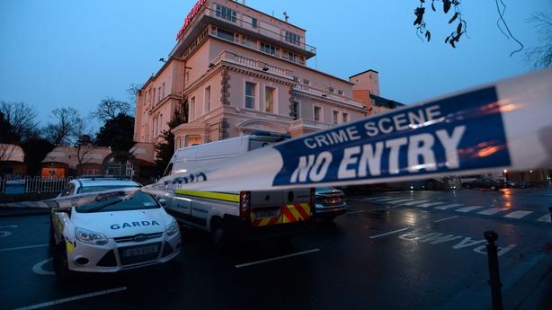 Regency Hotel attack