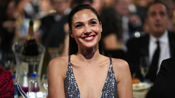The wonderful Gal Gadot