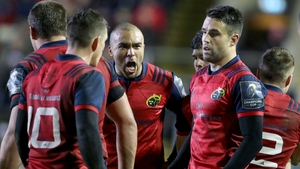 Munster travel to Paris to face Racing 92