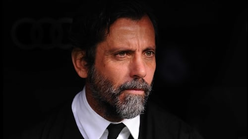 Quique Sanchez Flores is expected to accept the Stoke City job today