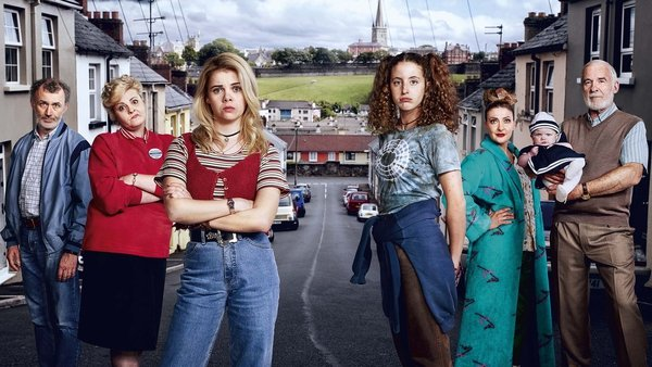 Derry Girls commissioned for a second series