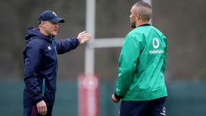 Zebo (r) has spoken to Schmidt about his preference for unstructured system of play