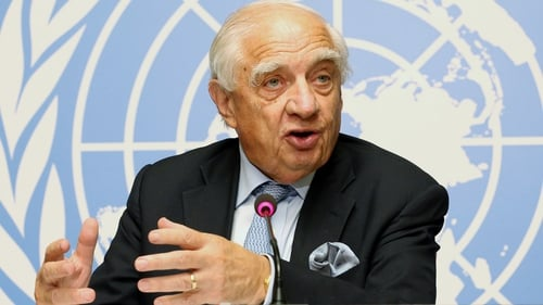 The late Peter Sutherland
