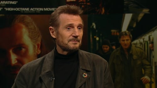 Liam Neeson - Starring opposite Lesley Manville in Normal People