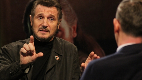 Liam Neeson | The Late Late Show