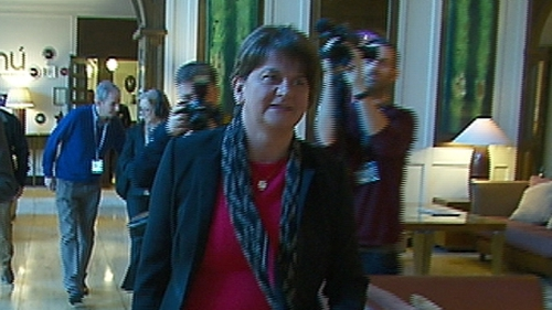 Arlene Foster calls for close Irish relations post-Brexit