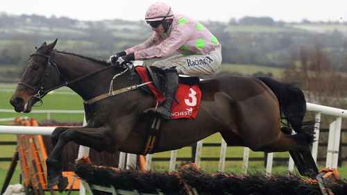 Getabird gave Willie Mullins another winner in this contest