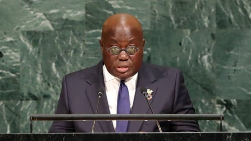 We will not accept such insults, even from a leader of a friendly country, said Nana Akufo-Addo
