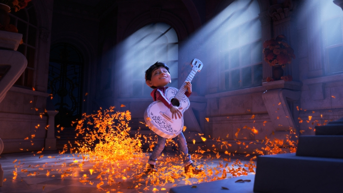 Aedín meets director and producer of latest PIxar film Coco