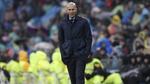 Real Madrid suffered a 1-0 defeat to Villarreal.