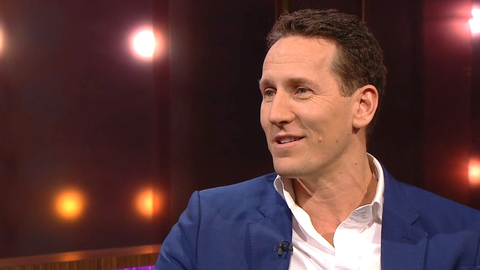 Brendan Cole | The Ray D'Arcy Show