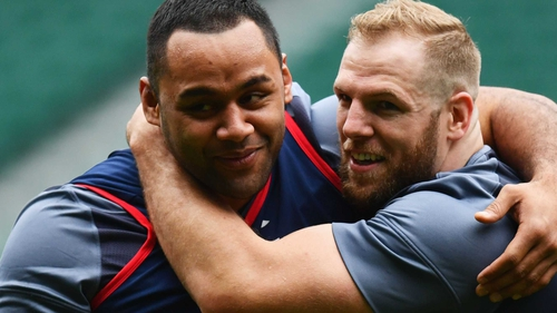 Billy Vunipola and James Haskell both failed to finish their respective Champions Cup games on Saturday