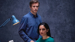 Next of Kin stars Jack Davenport and Archie Panjabi