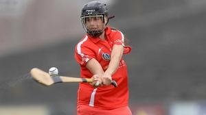Orla Cotter shone for Cork