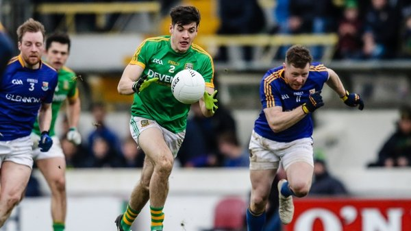 Meath won their place in the O'Byrne Cup final by winning a historic free-taking competition at home to Longford