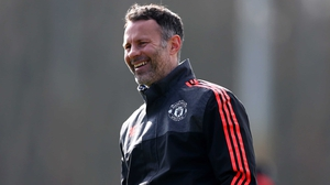 Ryan Giggs takes over from Chris Coleman