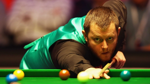 Mark Allen will face Kyren Wilson for a place in the final