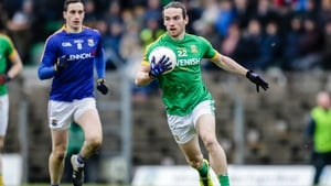 Meath's Cillian O'Sullivan was on the scoresheet for Meath during the free-taking competition at Navan