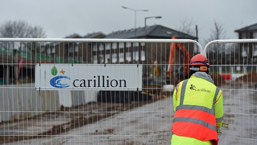 Carillion has been hit by costly contract delays and a downturn in new business that prompted a string of profit warnings