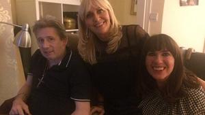 Miriam O'Callaghan meets Shane MacGowan and Victoria Mary Clarke.