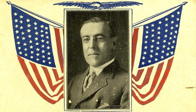 Century Ireland 118 - Woodrow Wilson