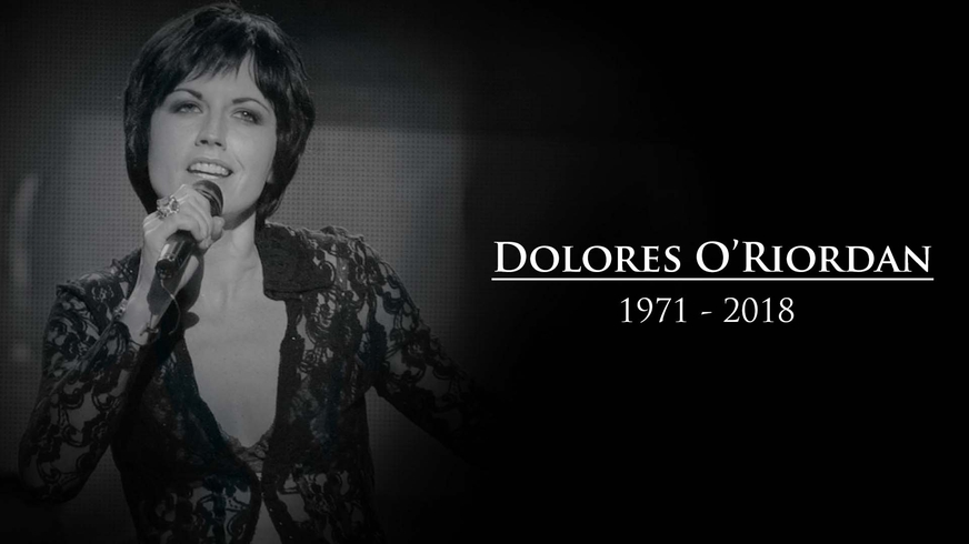 Dolores O'Riordan has died aged 46