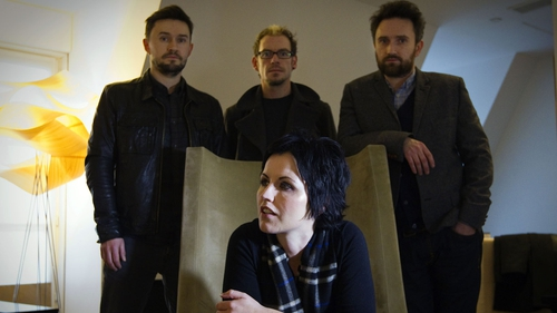 """The Cranberries - """"This album is more of a celebration of this band and Dolores"""""""