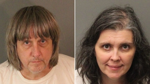 David Allen Turpin and Louise Anna Turpin were charged on suspicion of torture and child endangerment
