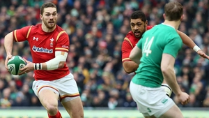 Injured pair George North and Taulupe Faletau have been included in extended Wales' Six Nations squad