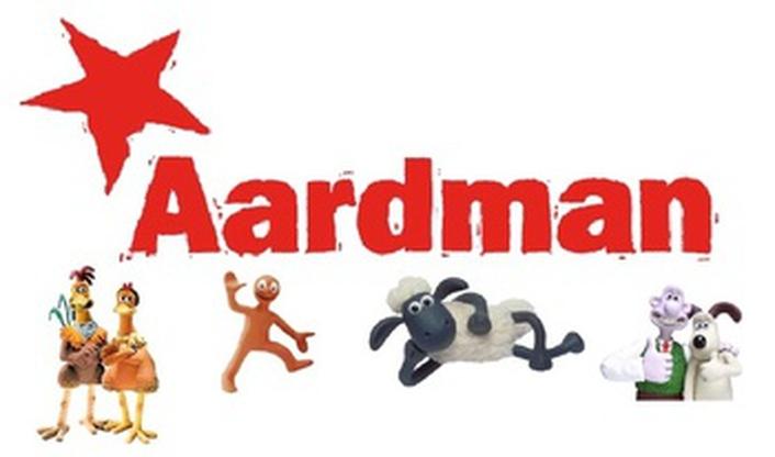 A history of Aardman animation studios
